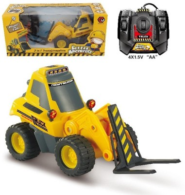 Toys Bhoomi RC Forklift - Construction Toys