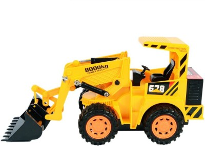 Shopo Kids Deluxe Wireless Remote Control JCB Truck