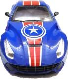 Krypton Civil Wars Car (Multicolor)