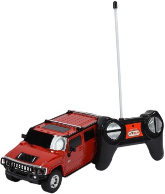 Planet of Toys 1:24 Scale Radio Control Model Car(Red)