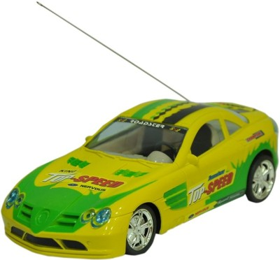 New Pinch Remote Control First Leader Racing Car(Yellow)