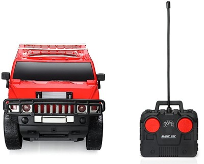 TownHawk TownHawk Hummer Model Remote Control Rechargeable Kids Car (Scale 1:16 of actual car) with Remote Battery(Multicolour)