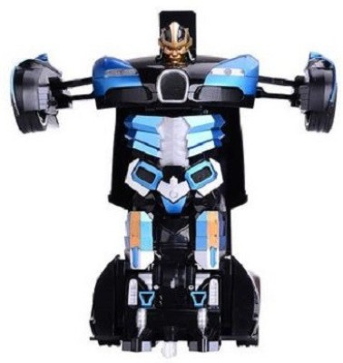 Toycra Troopers Savage 2.4Ghz R/C Deform Robot