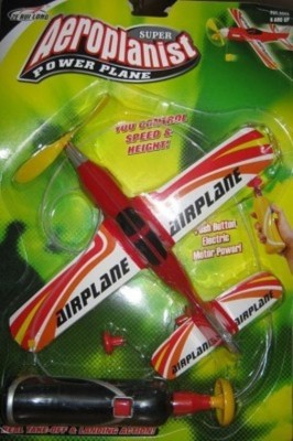 AS Battery Operated Super Aeroplanist Power Plane