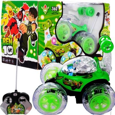 Per Te Solo Ben 10 Rmote Control Stunt Car