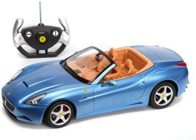 RASTAR 1/12 Scale Ferrari California Convertible Radio Control