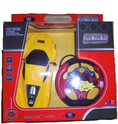 ANGELLA Jackman Ferrari R/C Rechargeable Car