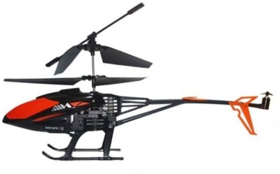 Tabu RC 3.5 Channels Helicopter with Built-in Gyro(Red)