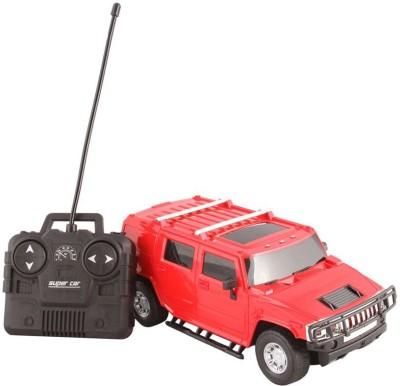 Rey Hawk R/C Super Model Car Hummer H2 SUV Remote Control 1.16