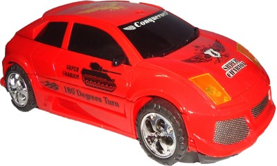 Srper Chariot Distortion Transformation Toy Tank Car With Music & Light