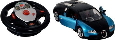 Tabu Bugatti Remote Control Sports Car 1.18