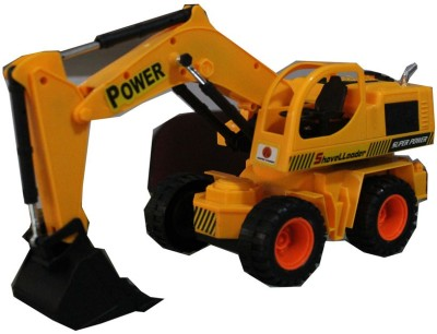 Zeemon Wired Remote Control JCB RC Crane Truck Excavator Shovel Loader Toy