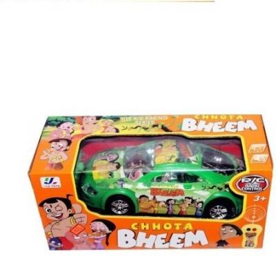 Rey Hawk B/o Chhota Bheem Car (Green)