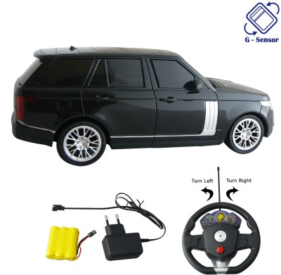 Unica Remote Control Model vehicle(1:16)-Range Rover Gravity Sensor R/C Car With - Steering