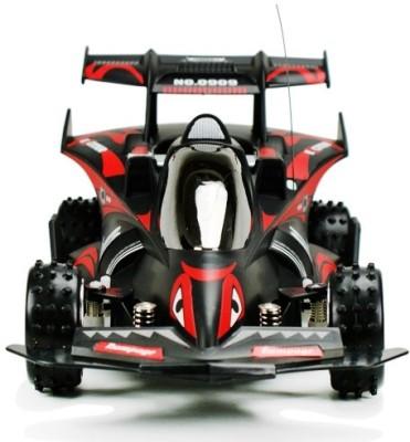 Jamosan X-Gallop Cross Country Real Racing Car (Black)