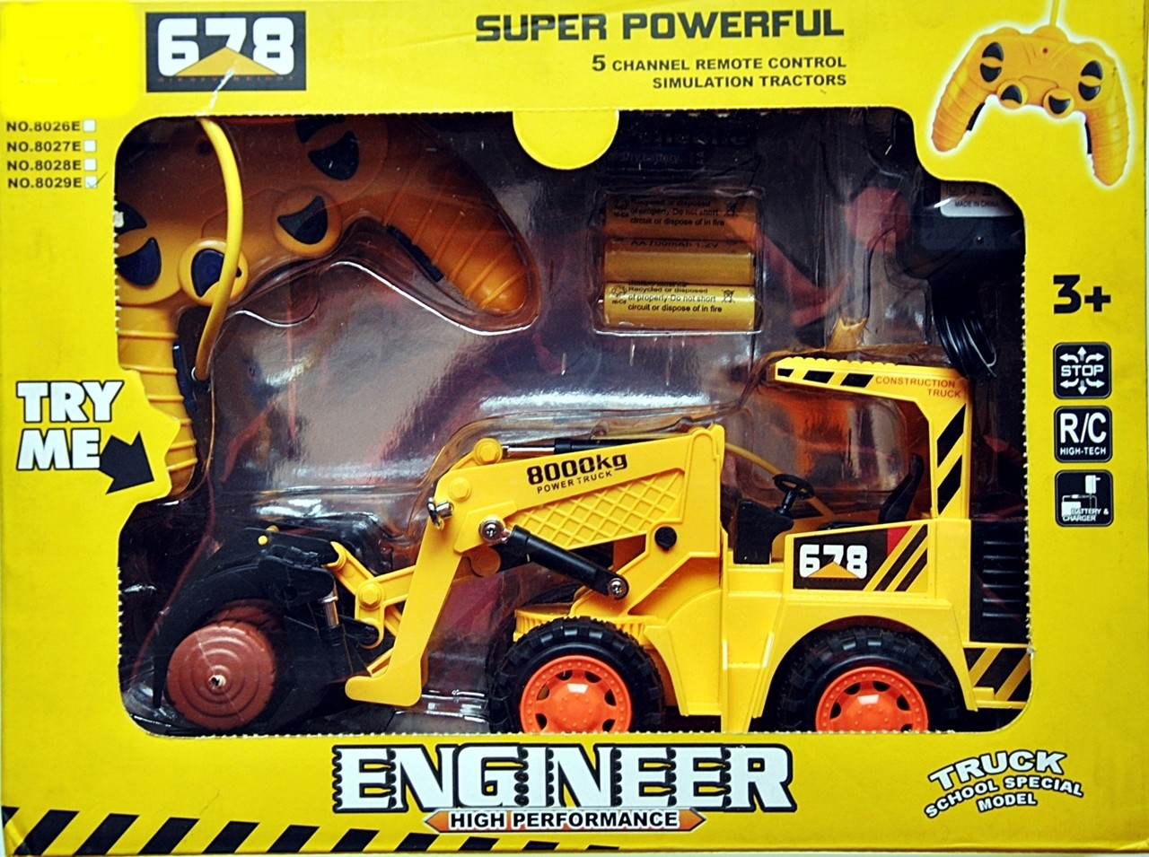 Toys Remote Control Hot Price Drops Toy Car Circuit Ruppiee Shoppiee Engineer High Performance Jcbyellow Was 1450 Now 1080