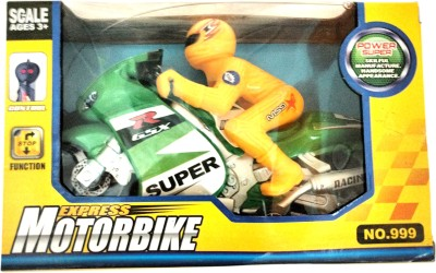 CANDY STORE EXPRESS MOTORBIKE
