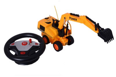 Tabu REMOTE CONTROL CRANE WITH GRAVITY SENSOR