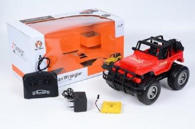 ToysBuggy Remote Control Urban Wrangler Jeep