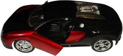 adiEstore Remote Control Bugatti Style Red Car
