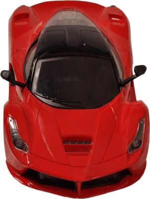 Mera Toy Shop 1:20 Fantasy Luxuzious Car-Red