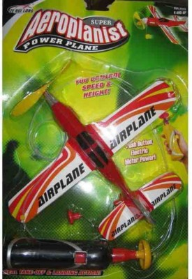 Toyoz Battery operated super aeroplanist power plane