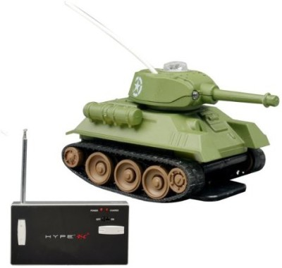 Hype Mini Control Battle Tank
