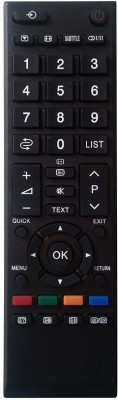 KoldFire MEPL Toshiba LED / LCD CT90336 Compatible Remote Controller