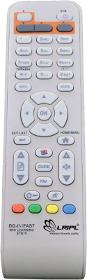 LRIPL DIGICABLE SET TOP BOX WITH LEARNING KEY Remote Controller