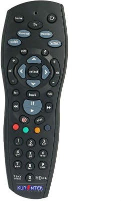 Kurentek DTH REMOTE Compatible for TATA SKY HD Remote Controller