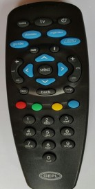 GEPL TATA sky Dish HD Remote Controller