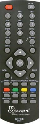 LRIPL GTPL STB Remote Controller