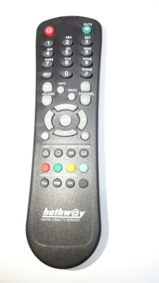S Case hath-378 Remote Controller(Black)