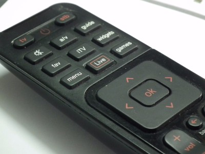 Airtel Digital Tv Air1205 Remote Controller