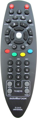 Onlinemart Dth Compatible For New Model Videocon D2H Remote Controller