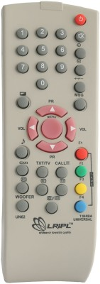 LRIPL Universal REMOTE Compatible for Toshiba TV Remote Controller