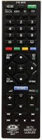 Bikers world Compatible For Sony Led Lcd URC 121 Remote Controller Remote Controller(Black)