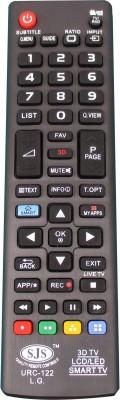 SJS Lg Led Urc-122 Remote Controller