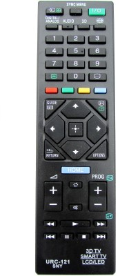 Onlinemart 3d/lcd/led Compatible For Sony 3d/lcd/led/smartTV URC-121 Remote Controller
