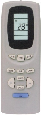 KoldFire Godrej AC 31 Compatible Remote Controller + AA/AAA Battery Remote Controller