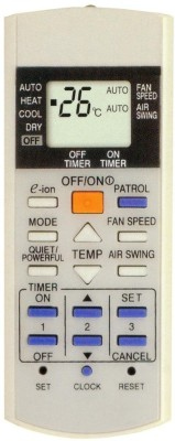 INDIA MARCHE Panasonic AC-108 Remote Controller(WHITE)