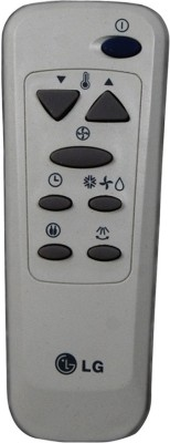 Onlinemart islg Compatible For Lg Ac Remote Controller