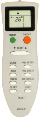 FOX MICRO Compatible Remote Controller for Voltas AC74 Remote Controller