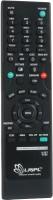 LRIPL REMOTE Compatible for Videocon LCD-VTFT Remote Controller(BLACK)
