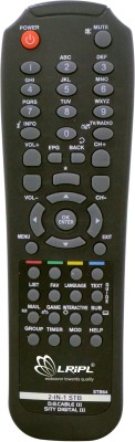 LRIPL DIGICABLE STB Remote Controller