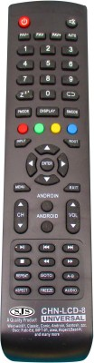 SJS China Lcd/Led Universal-8 Remote Controller