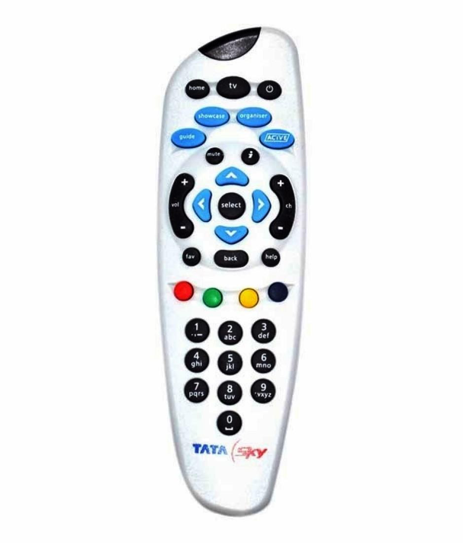 Tata Sky DTH Original Remote Controller