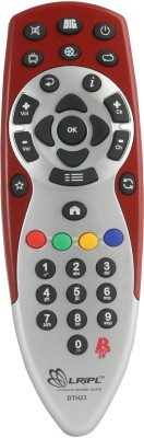 LRIPL DTH REMOTE Compatible for Relaince Big TV Remote Controller