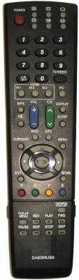 KoldFire MEPL Sharp LCD GA808WJSA Compatible Remote Controller