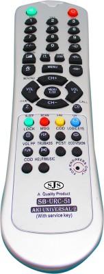 SJS Akai-Universal-Urc-51 Remote Controller